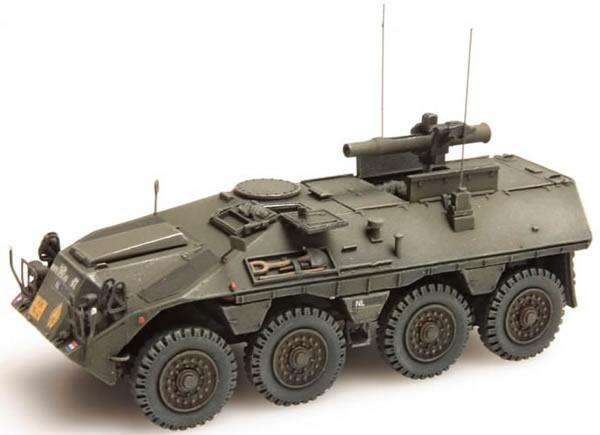 Artitec 387.149 - Dutch DAF YP 408 APC anti tank tow