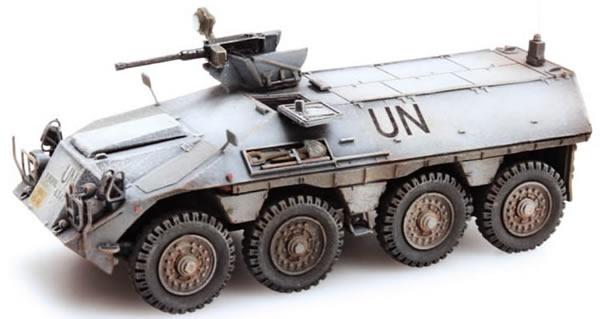 Artitec 387.150 - Dutch DAF YP 408 APC infantry section UN