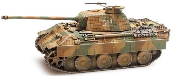 Artitec 387.156 - German Wehrmacht (WWII) Panther Version A w. Zimmerit
