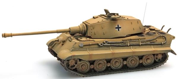 Artitec 387.16-YW - German Army Tiger II Henschel, yellow