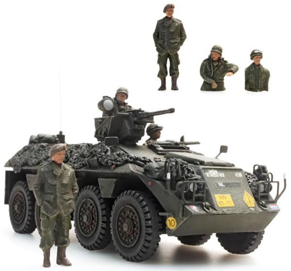 Artitec 387.160 - Dutch YP crew NATO ( 3 fig.)