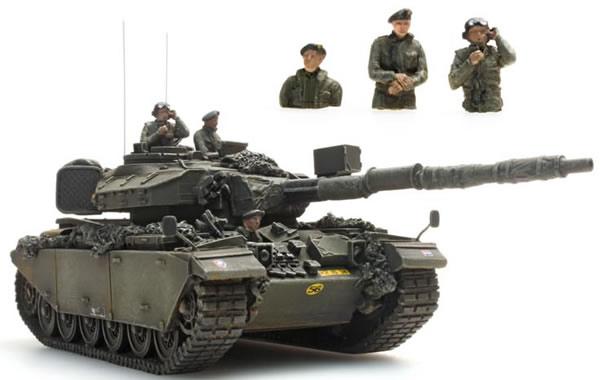 Artitec 387.161 - Dutch NATO tank crew ( 3 fig.)