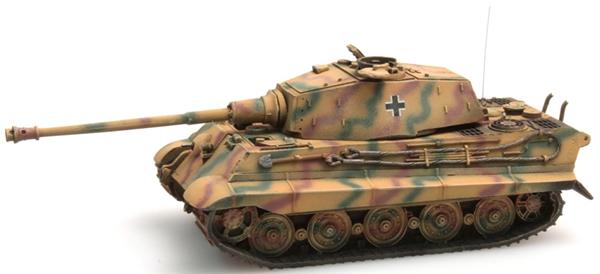 Artitec 387.17-CM - German Army Tiger II Henschel, Camo