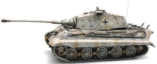 Artitec 387.17-WY - Henschel TIGER II tank (winter-camouflage)