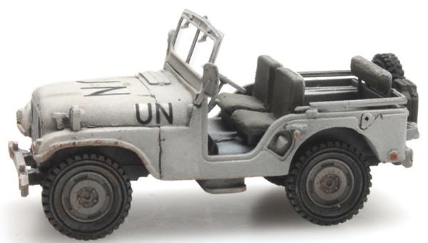 Artitec 387.170 - Dutch Nekaf JEEP UNIFIL