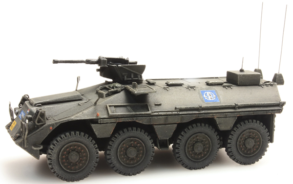 Artitec 387.188 - DAF YP408 Royal Military Police