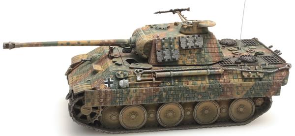 Artitec 387.190 - German Wehrmacht (WWII) PANTHER AMBUSH Camo