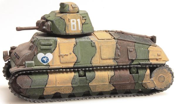 Artitec 387.20 - French Army Somua 1935 S