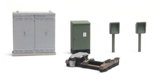 Artitec 387.208 - Dutch railway signal accessories
