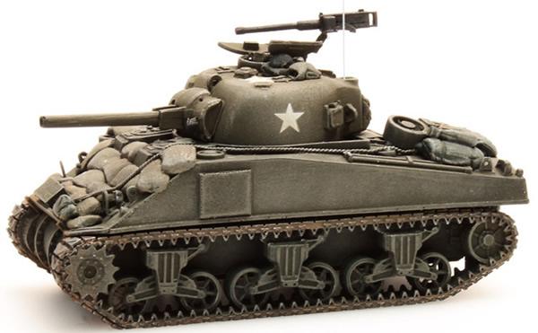 Artitec 387.21-S2 - US Sherman Tank A4 stowage 2