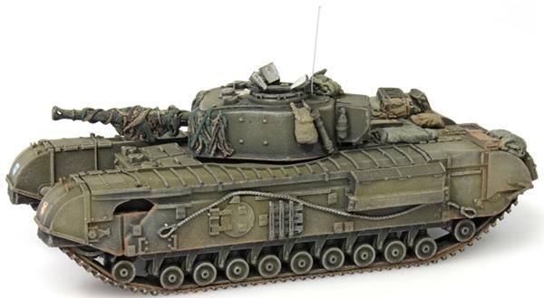 Artitec 387.22 - UK Churchill Tank mk VII