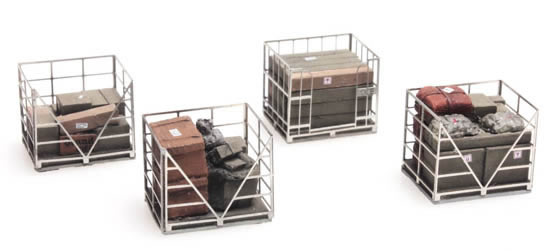 Artitec 387.222 - Metal cage pallets