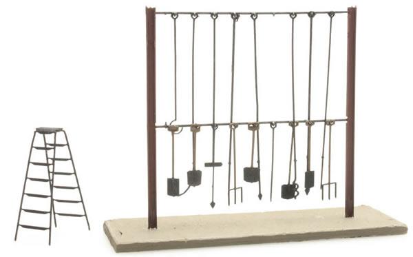 Artitec 387.224 - Tool rack