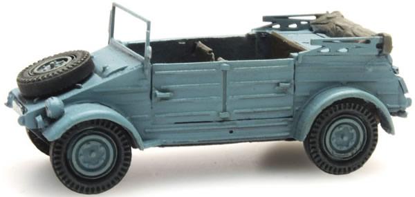 Artitec 387.236 - Kübelwagen VW 82 Blue CIVIL