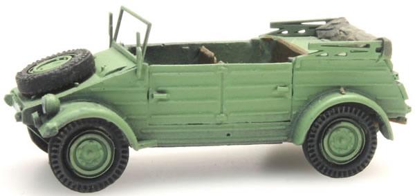 Artitec 387.237 - Kübelwagen VW 82 Green CIVIL