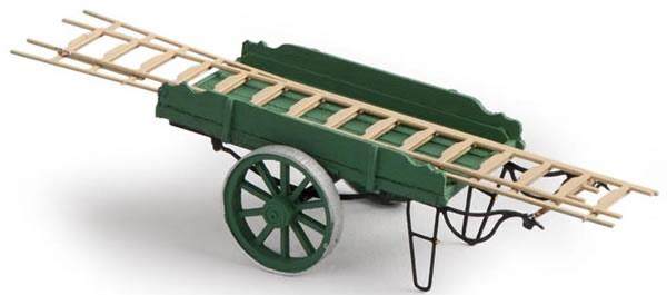 Artitec 387.24-GN - Ladder Cart, green
