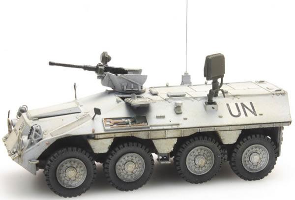 Artitec 387.242 - Dutch Personnel Carrier DAF UNIFIL YP-408 PW-RDR