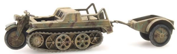 Artitec 387.251 - Kettenkrad camouflaged
