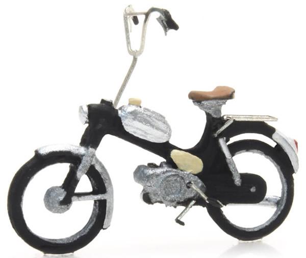 Artitec 387.267 - Motorcycle: Puch black