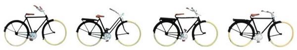 Artitec 387.27 - German Bicycles 1920-1960