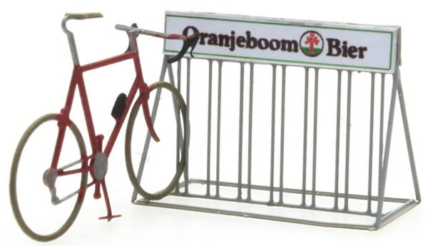 Artitec 387.272 - Bicycle Rack