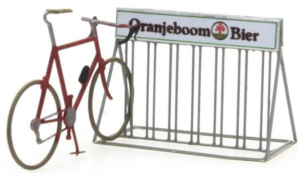 Artitec 387.272 - Bicycle Rack