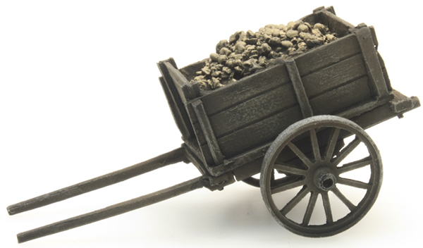 Artitec 387.287 - Sugar Beet Wagon with Horse