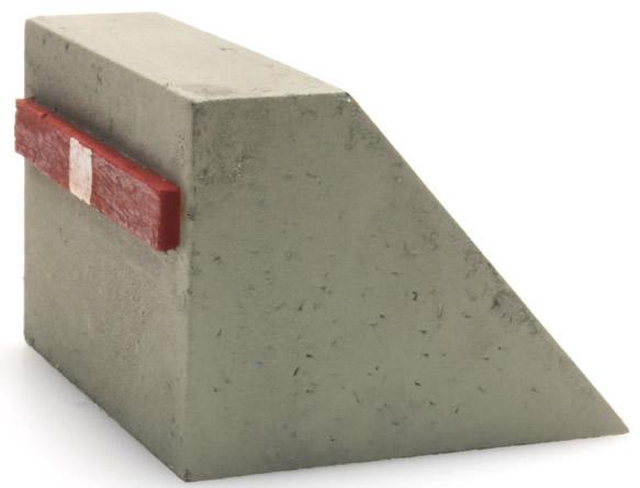 Artitec 387.295 - Buffer Stop out of Concrete