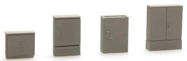 Artitec 387.296 - Switch Boxes Set B