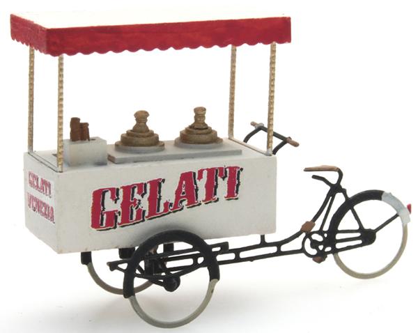 Artitec 387.298 - Ice cream tricycle Venezia