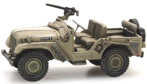 Artitec 387.302 - IDF M38 Jeep