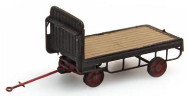 Artitec 387.31-BK - Electric station-platform truck (black)