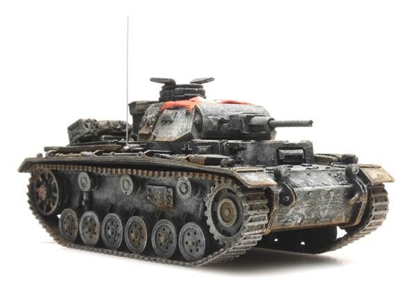 Artitec 387.314 - WWII Panzer III Version H Winter