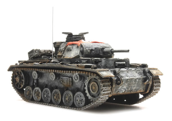 Artitec 387.314 - WWII Panzer III Version H Winter