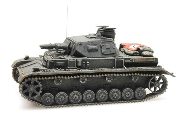 Artitec 387.318 - German WM Pzkw IV version D grey