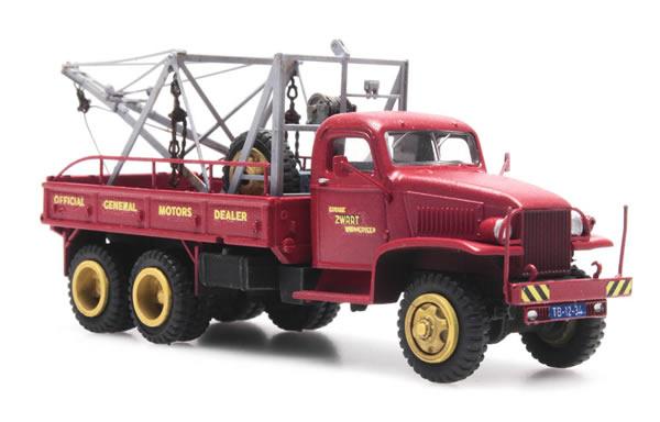 Artitec 387.343 - GMC 353 Recovery truck