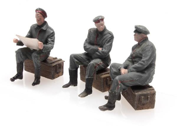 Artitec 387.357 - Resting German soldiers WWI