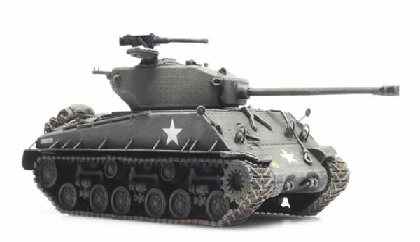 Artitec 387.359 - US Sherman M4A3 E8