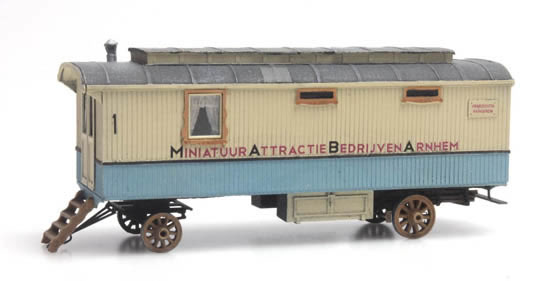 Artitec 387.367 - Fairground living wagon