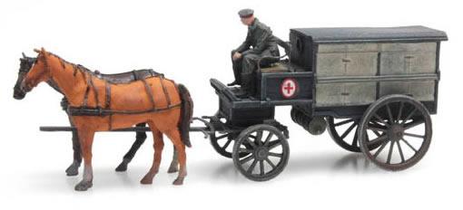 Artitec 387.386 - WWI Ambulance