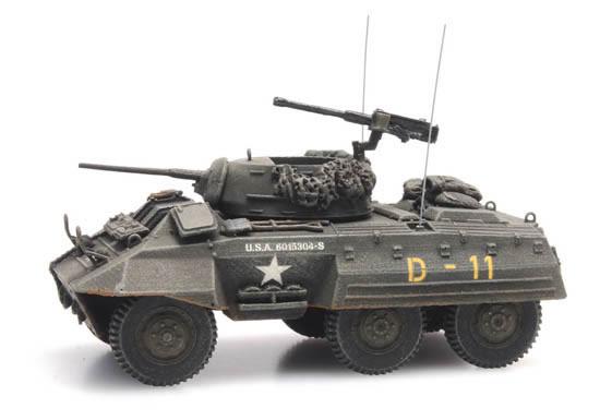 Artitec 387.388 - M8 Greyhound Armoured car