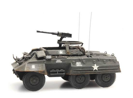 Artitec 387.389 - M20 Scout car