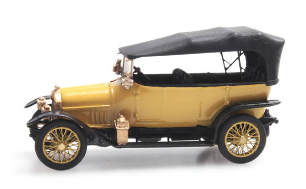 Artitec 387.406 - Audi 10/28 civilian yellow