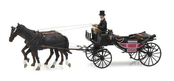 Artitec 387.423 - Landau carriage open