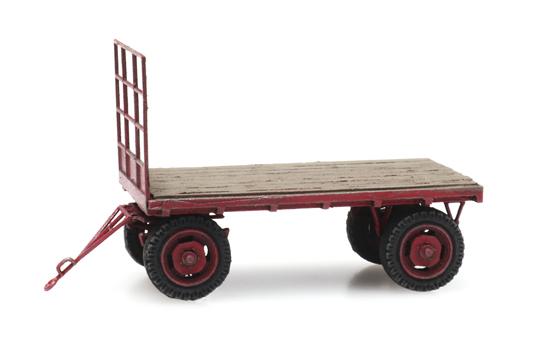 Artitec 387.426 - Flat bed farm wagon