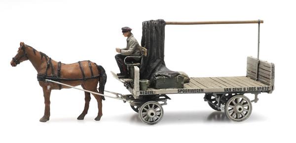 Artitec 387.428 - VG&L horse and wagon