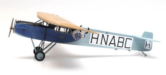 Artitec 387.436 - Fokker F II KLM