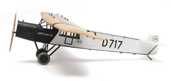 Artitec 387.437 - Fokker F II Lufthansa