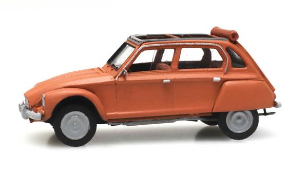 Artitec 387.438 - Citroën Dyane orange open roof