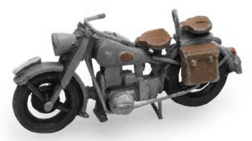 Artitec 387.45-GR - BMW R75 motorcycle (gray)